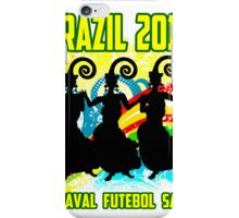 Brazil Carnaval iPhone Case/Skin
