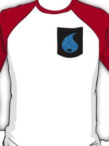 Pokemon Water Type Pocket T-Shirt