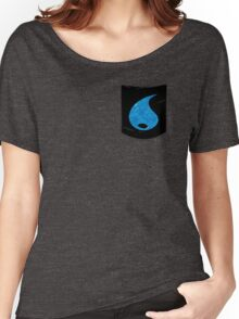 Pokemon Water Type Pocket Women's Relaxed Fit T-Shirt