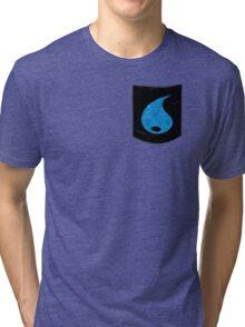 Pokemon Water Type Pocket Tri-blend T-Shirt