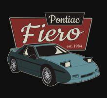 Pontiac Fiero - Vintage by veyr0n