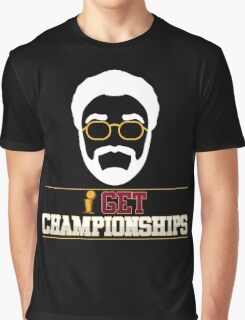 Uncle Drew Gets Championships 2016 Graphic T-Shirt