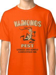 Vamanos Pest (Breaking Bad) Classic T-Shirt