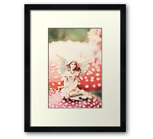 The Forest Dwellers #1 Framed Print