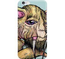 EVOLVE OF MEATBODY iPhone Case/Skin