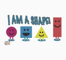 I am a Shape by antsp35