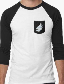 Pokemon Wind Type Pocket Men's Baseball ¾ T-Shirt