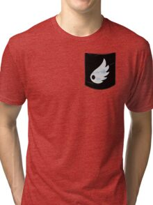 Pokemon Wind Type Pocket Tri-blend T-Shirt