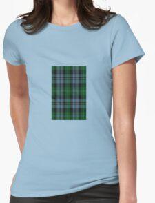 00953 Wilson's No. 166 Fashion Tartan  Womens Fitted T-Shirt