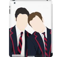 Gay Teens On TV iPad Case/Skin
