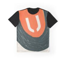 Play with U 2 Graphic T-Shirt