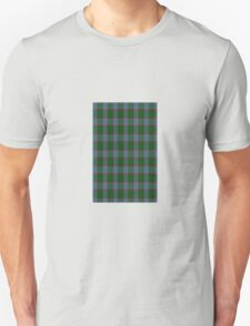 00952 Wilson's No. 161 Fashion Tartan  Unisex T-Shirt