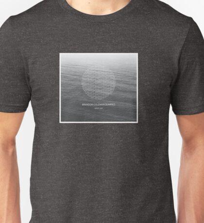 Brandon Coleman Quartet - Infinite Loop Unisex T-Shirt