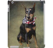 Faithful Friend and Companion iPad Case/Skin