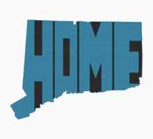 Connecticut HOME state design Kids Clothes