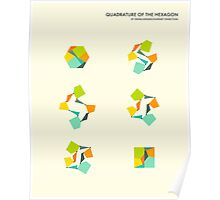 QUADRATURE OF THE HEXAGON Poster