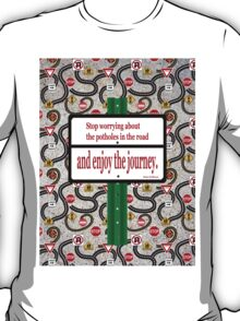 Road Trip - Enjoy the Journey T-Shirt