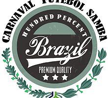 100% Brazil by dejava