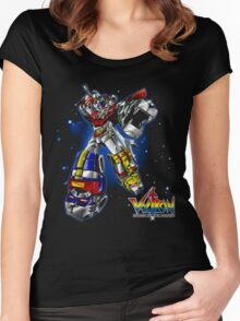 Voltron Women's Fitted Scoop T-Shirt