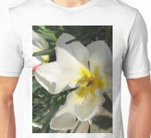 Sunlit Tulips Unisex T-Shirt