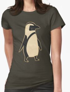 Penguin Swag Womens Fitted T-Shirt