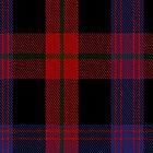 00003 Brown Clan Tartan  by Detnecs2013