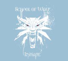 School of Wolf Initiate One Piece - Short Sleeve