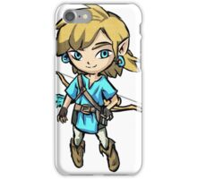Toon Link BoW iPhone Case/Skin
