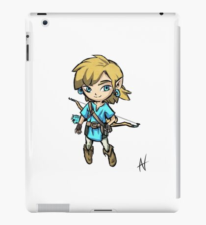 Toon Link BoW iPad Case/Skin