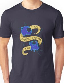 Mad Man With A Box Gallifreyan Unisex T-Shirt