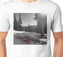 Ski Patrol Toboggans Unisex T-Shirt