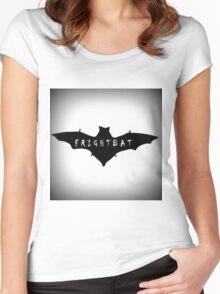 Feminist Frightbat Women's Fitted Scoop T-Shirt