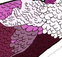 DODO - Dinosaur Designs by Pitstop Head Sticker