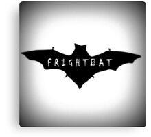 Feminist Frightbat Canvas Print