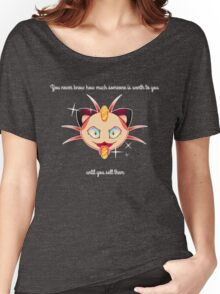 Pokemon Currency  Women's Relaxed Fit T-Shirt