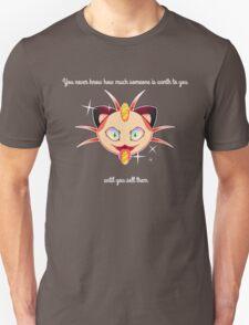 Pokemon Currency  Unisex T-Shirt