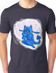 Confused little demon Unisex T-Shirt