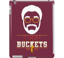 I GET BUCKETS - All In 2016 iPad Case/Skin