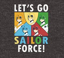 Let's Go Sailor Force Unisex T-Shirt