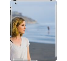 Beach Girl iPad Case/Skin