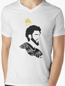 J. Cole Mens V-Neck T-Shirt