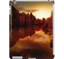 Red Dawn iPad Case/Skin