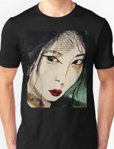 Chinese Beauty Unisex T-Shirt