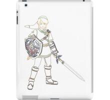 Link TP Outline iPad Case/Skin