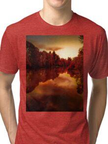 Red Dawn Tri-blend T-Shirt