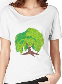 Weeping Willow Women's Relaxed Fit T-Shirt