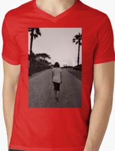 Stroll  Mens V-Neck T-Shirt