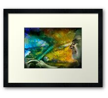 The Road to Ulladulla Framed Print