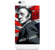 house of cards iPhone Case/Skin