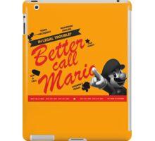 BCM! iPad Case/Skin